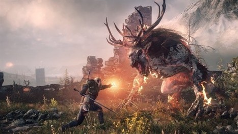 'The Witcher' Movie Announced for 2017 from 'The Mummy' Producers | Actu | Scoop.it