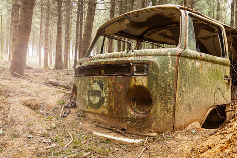 - Oldies - | Abandoned Houses, Cemeteries, Wrecks and Ghost Towns | Scoop.it