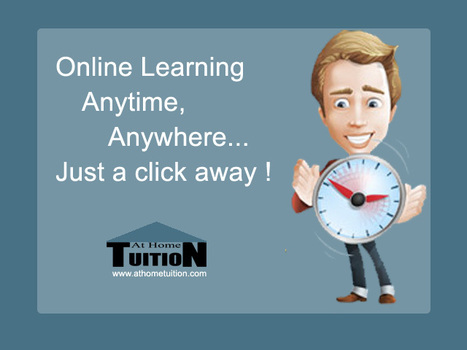 Learn Anywhere Anytime | Online Tutoring | Math, English, Science Tutoring | Scoop.it