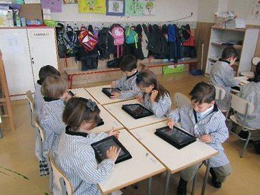 Los niños de edad preescolar se alfabetizan mejor con libros electrónicos | Educacion, ecologia y TIC | Scoop.it