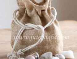Drawstring Jute Bag- | Jute Product | Scoop.it