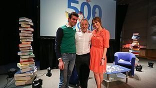 BBC Radio 2 - 500 WORDS 2014, Watch our 500 WORDS Masterclass in full! | The Room | Scoop.it