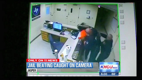 Ehline Says Female inmate Settles Police Beating Lawsuit - Caught on Tape   Personal Injury Law In The News   Scoop.it