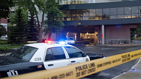 3 killed in armoured car shooting at University of Alberta - CBC.ca | READ WHAT I READ | Scoop.it