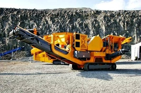 Jobs In The Crushing And Screening Industry | Equipment 4 Construction | Machines | Scoop.it