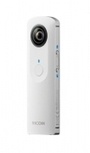 Ricoh Theta 360° - RICOH IMAGING EUROPE S.A.S | innovation | Scoop.it