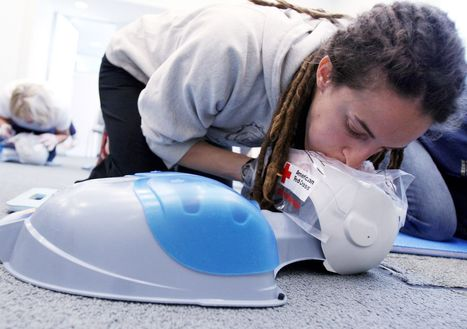 New CPR technology breathes life into patients dead 40 to 60 minutes | HIT Blogger | Scoop.it