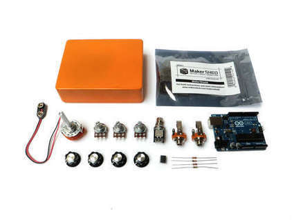 Arduino Guitar Pedal | DIY Music & electronics | Scoop.it
