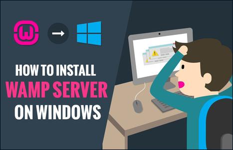 How to install wamp server on windows | Cyberlobe | WordPress and iPhone Development | Scoop.it