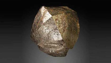 UP Magazine - Le géomimétisme : s'inspirer des minéraux pour synthétiser de nouveaux matériaux | Biomimétisme Biomimicry | Scoop.it