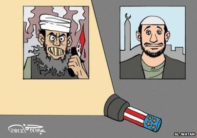 Les caricatures caricaturées | Je, tu, il... nous ! | Scoop.it