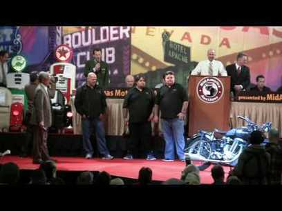 Pawn Stars at Las Vegas Vintage Motorcycle Auction 2010 amposta2 | Vintage Antique Motorcycles | Scoop.it