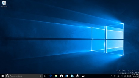 Windows 10 dit Hello au monde entier | Formation 3.0 | Scoop.it
