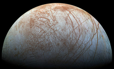NASA wants to send an orbiter to Jupiter's moon Europa in a decade | Europa News | Scoop.it