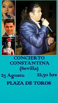 gran éxito de jonathan en el coronil - jonathan santiago   SE LLAMA COPLA CONCIERTOS   Scoop.it