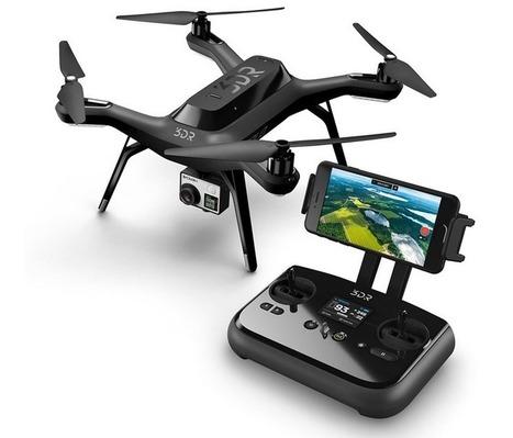 The World's Smartest Camera Drone, the SOLO | LibertyE Global Renaissance | Scoop.it