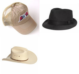 A Guide on Hat Wearing Styles   Hats For Men and Women   Scoop.it