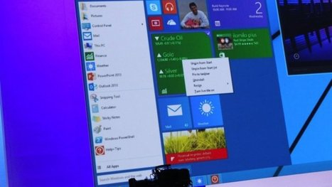 Windows 8 Start Menu set to return in August | Microsoft | Scoop.it