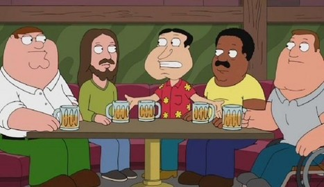 'Family Guy' Tries To Get Jesus Laid In Christmas Episode 'The 2000-Year-Old ... - The Inquisitr | The Official GODrive Media SCOOP! | Scoop.it