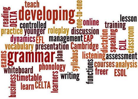 Developing Courses.com | Tips for teacher development | Scoop.it