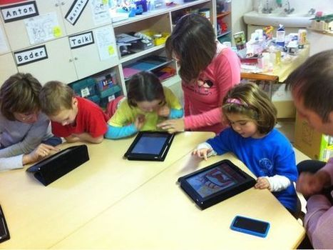 Benefits Of Tablets In Classroom Learning | olpv | Scoop.it