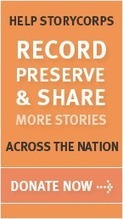Listen | StoryCorps | information analyst | Scoop.it