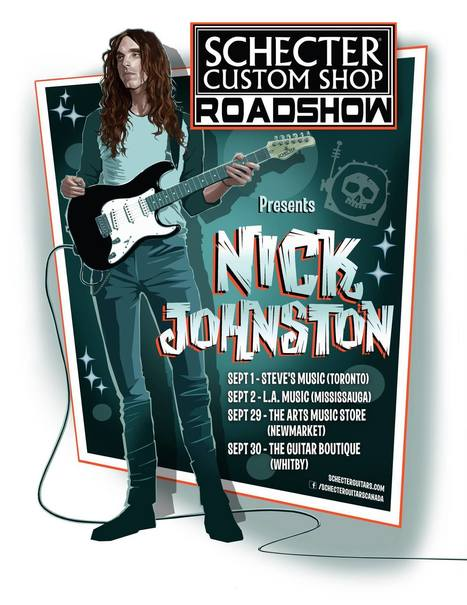 Nick Johnston | Guitar Outreach | Scoop.it