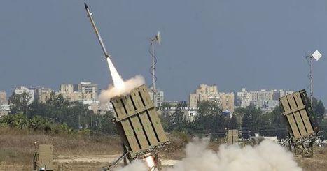 Gaza : le « Dôme de fer », pièce maîtresse d'Israël contre les tirs - Le Monde   Actualités   Scoop.it
