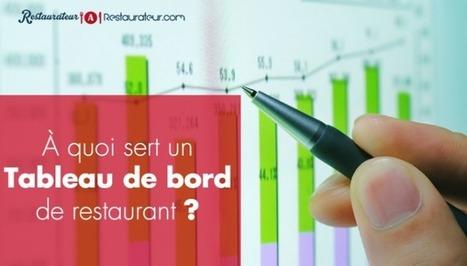 À quoi sert le tableau de bord de restaurant ? | Tableau de bord de gestion | Scoop.it