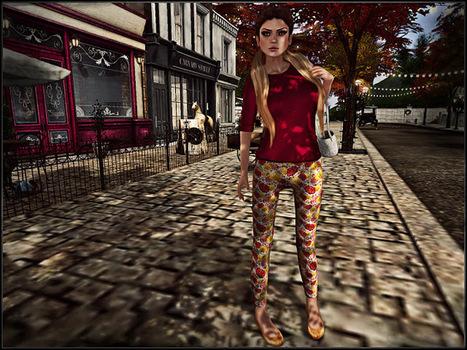 Last Flowers... | 亗 Second Life Freebies Addiction & More 亗 | Scoop.it