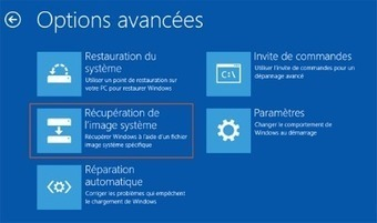 Sauvegardez et restaurez Windows 10 | Les tutos de l'informatique | Scoop.it