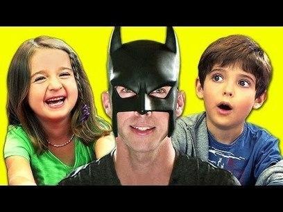 KIDS REACT TO BatDad! | Baseball | Scoop.it