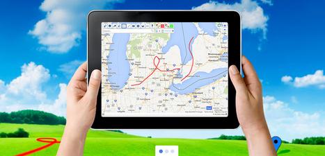 Carte interactive pour raconter une histoire - Canopé Amiens   HGAKS   Scoop.it