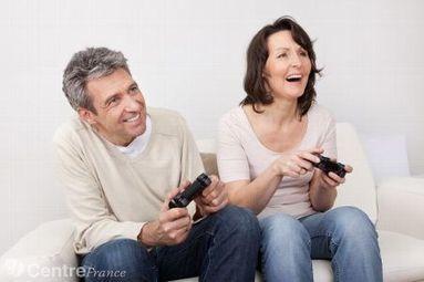 Certains jeux vidéos stimulent les capacités cérébrales | jeux video | Scoop.it