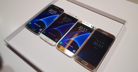 Samsung se mantiene líder en el mercado de los smartphone en el último trimestre   Mobile Technology   Scoop.it