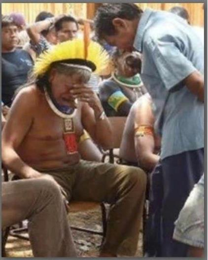 Brazilië geeft toestemming: meer dan 40.000 indianen zullen op zoek moeten gaan naar een nieuwe leefomgeving. | The human scale | Scoop.it