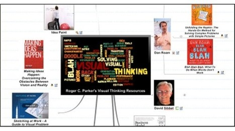 Roger C. Parker's Visual Thinking Resources : Maps For That! | visualization20 | Scoop.it