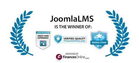 JoomlaLMS was Distinguished with Great User Experience and Rising Star Awards | JoomlaLMS Blog | Scoop.it
