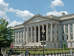 US Treasury Building's Green Investment Pays Off in LEED-Gold | sustainable architecture | Scoop.it