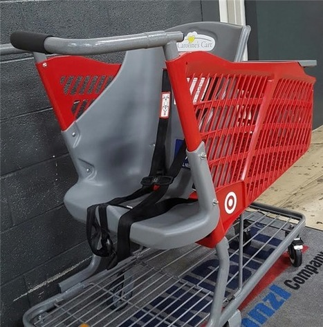 Mom's shopping cart invention helps kids with special needs | Kickin' Kickers | Scoop.it