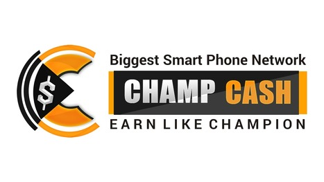 Champcash – The Biggest Smartphone Network to Earn Unlimited Money | Latest Mobile buzz | Scoop.it
