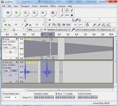 7 Free Audio Editors for E-Learning Courses | Emerging Learning Technologies | Scoop.it
