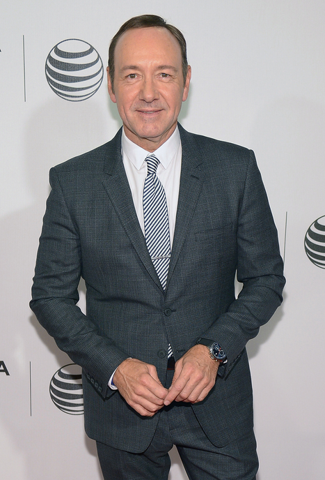 Kevin Spacey Tapped as Villain in New 'Call of Duty'   New Media in Transition   Scoop.it