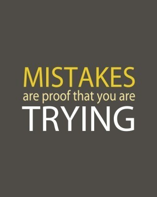 Mistakes. | Favorite Quotes. | Scoop.it