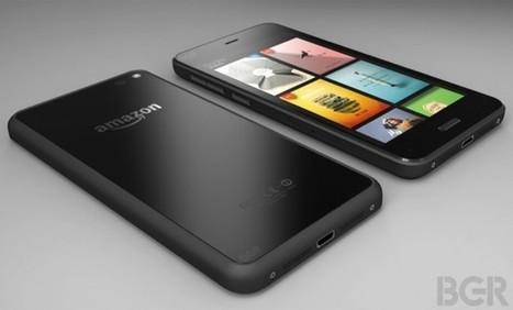 Así es la tecnología 3D que esconde el smartphone de Amazon - MovilZona.es | Desarrollos tecnológicos y arquitectura | Scoop.it