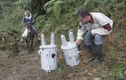 Con paneles solares se lleva energía a las escuelas rurales | Infraestructura Sostenible | Scoop.it