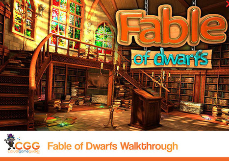 Fable of Dwarfs Walkthrough: From CasualGameGuides.com | Casual Game Walkthroughs | Scoop.it