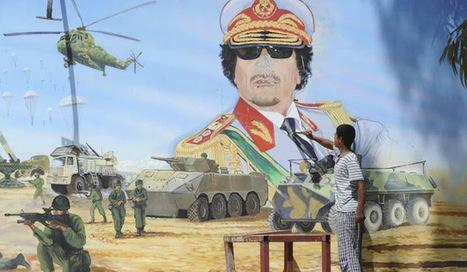 CNA: El final de Libia como Estado gracias a SION y su brazo armado: la OTAN | La R-Evolución de ARMAK | Scoop.it