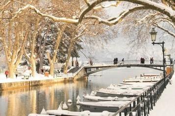 Annecy, l'hiver | Tourisme Annecy | Tourisme en pays du lac annecy & environs | Scoop.it