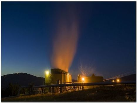 World's First Integrated Geothermal and Biomass Plant Goes Online | Sustain Our Earth | Scoop.it